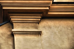 Classical Architectural Column Royalty Free Stock Images