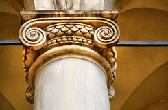 Classical Architectural Column Royalty Free Stock Photos