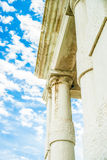 Classical architectural detail Stock Image