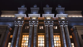 classical architecture Stock Image