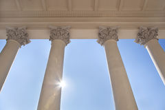 Classical architecture. Stock Photo