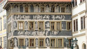 Classical Architecture, Building, Medieval Architecture, Facade royalty free stock image