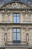 Classical architecture in Paris Stock Image