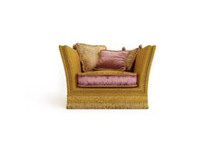 Classical armchair Stock Images