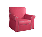 Classical armchair Stock Image