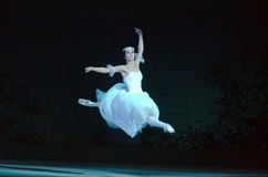 Classical ballet Giselle Stock Photo