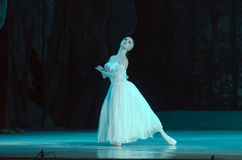Classical ballet Giselle Stock Image