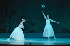 Classical ballet Giselle Stock Photography