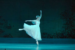 Classical ballet Giselle Royalty Free Stock Image