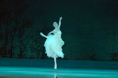 Classical ballet Giselle Royalty Free Stock Photos