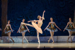 Free Classical Ballet Sleeping Beauty Royalty Free Stock Image - 94143036