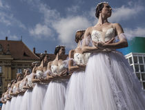 Classical ballet Stock Image