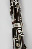 Classical bassoon Royalty Free Stock Photo