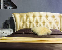 Classical bed Royalty Free Stock Photography
