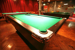 Classical billiards Stock Photography