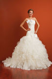 Classical bride Royalty Free Stock Photo
