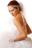 Classical bride Royalty Free Stock Photography