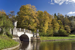 Classical bridge Royalty Free Stock Photography