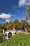 Classical bridge Royalty Free Stock Photo