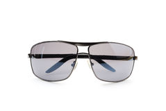 Classical brown sun glasses Stock Image