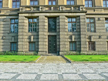 Classical building Royalty Free Stock Photography