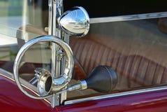 Classical car horn Stock Image