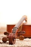 Classical cello Royalty Free Stock Photography