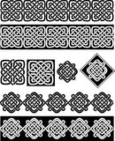 Classical Celtic Pattern Stock Images
