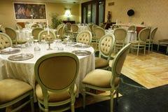 Classical Ceremony Reception Venue Stock Photo