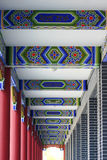 Classical chinese architecture Stock Image