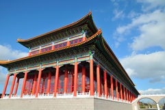 Classical Chinese architecture Stock Photos