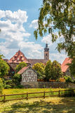 Classical City of Forchheim Royalty Free Stock Photos