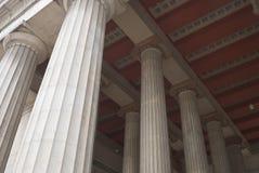 Classical Column Detail Stock Image