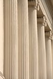 Classical columns Royalty Free Stock Image