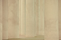 Classical columns Royalty Free Stock Photos