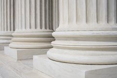 Classical Columns Royalty Free Stock Photography