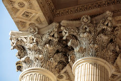 Classical columns Royalty Free Stock Images