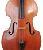 Classical contrabass. Royalty Free Stock Images