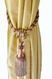 Classical curtain tassel Stock Photos