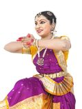 Classical dancer from asia Stock Image