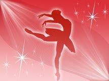 classical dancer expression Στοκ εικόνες με δικαίωμα ελεύθερης χρήσης