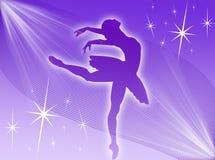classical dancer expression Στοκ φωτογραφίες με δικαίωμα ελεύθερης χρήσης