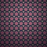 Classical dark pink ditsy floral seamless Stock Photo