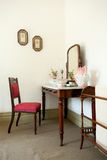 Classical dresser indoor Stock Images