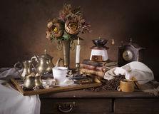 Classical Dutch style Royalty Free Stock Images