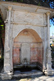 Classical Fountain In Istanbul Royalty Free Stock Photography