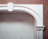 Classical framing. Fragment of of classical framing photo with empty place for your text Royalty Free Stock Photos