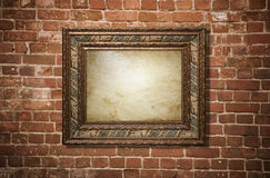 Classical framing Stock Images