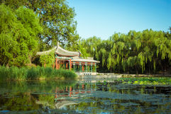 China Classical Gardens Stock Image