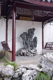 Classical Gardens Of Suzhou, China Stock Image
